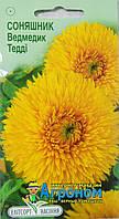 "Семена цветов Подсолнечник Медвежонок Тэдди, однолетнее 1 г, "" Елітсортнасіння"",  Украины"