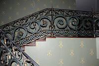 Кованые лестницы, перила в стиле ампир