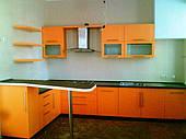 Кухни с барными стойками