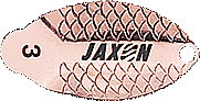 Блесна вращающаяся  jaxon Esox 9 g цвет С