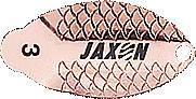 Блесна вращающаяся  jaxon Esox 17 g цвет С