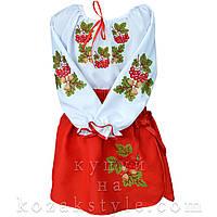 a5ff52bbe27043 Вишиванки для дівчинки в Украине. Сравнить цены, купить ...
