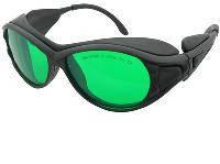 Очки защитные OLY-LSG-8, 740-1130nm для лазера александрит, диод, неодим Корея