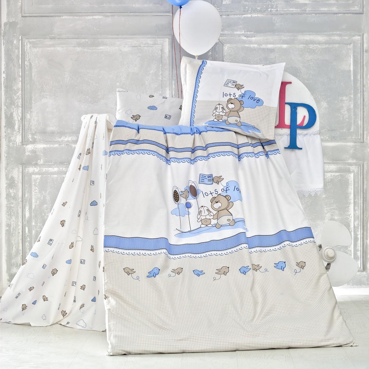 Комплект детского постельного белья Escape, Luoca Patisca