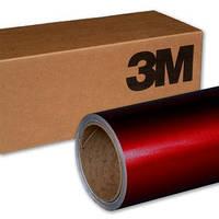 Красная пленка металлик 3M 1080 Red Metallic