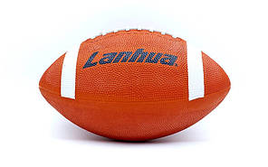 Мяч для американского футбола LANHUA RSF9 (резина)