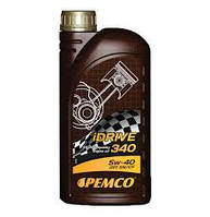 Синтетическое моторное масло Pemco iDrive340 SAE 5W-40 API SL/CF 1л