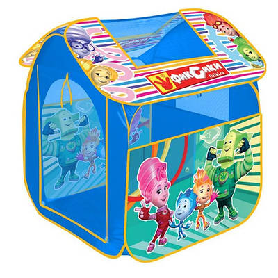 Палатки для детей, корзины для игрушек