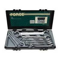 Набор ключей разрезных 8 пр. 8-32 мм Force 5082F