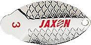 Блесна вращающаяся  jaxon Esox 17 g цвет S