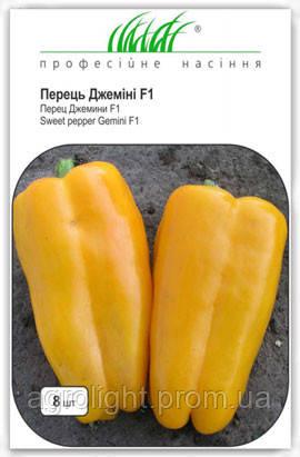 "Перец Джемини Ф1 8 шт, семена купить ""Syngenta ""(Голандия)"