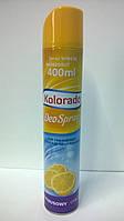 Освежитель воздуха Kolorado Deo Spray Citrus 400мл, фото 1
