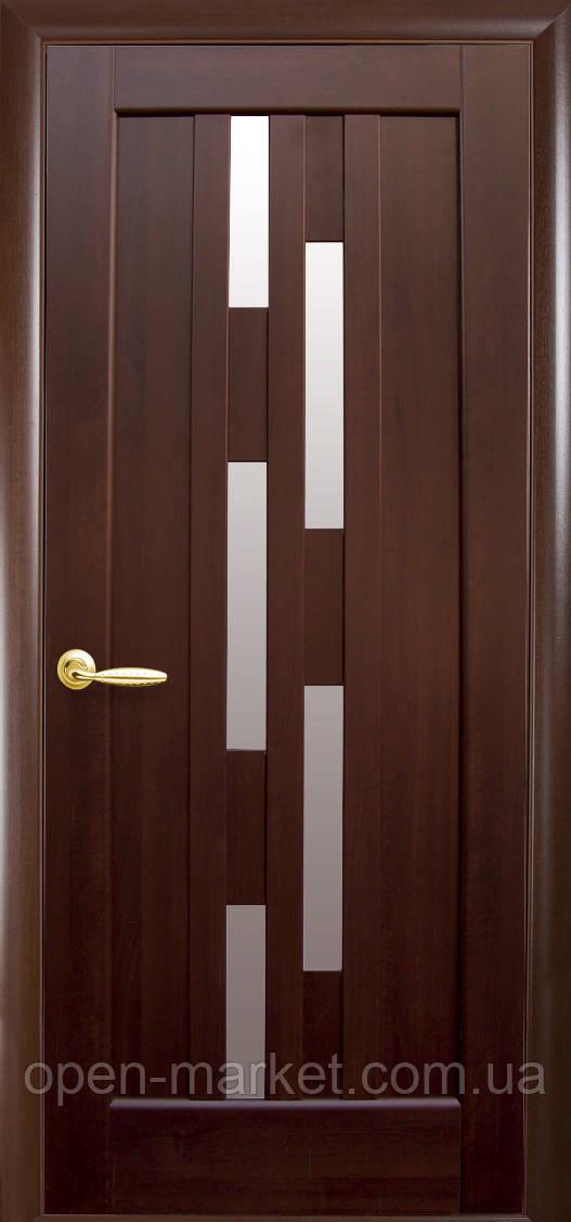 Модель Лаура стекло межкомнатные двери, Николаев