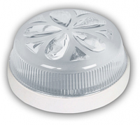 Светильник  isildar 1101, настенный, 60W, белый, Е27, IP20