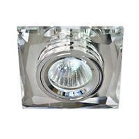 Точечный светильник Feron 8150-2 серебро