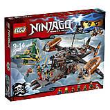 Конструктор LEGO Ninjago Цитадель Несчастья, фото 2