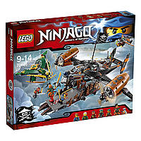 Конструктор LEGO Ninjago Цитадель несчастий Master of Spinjitsu