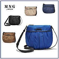 Маленькая сумочка из плащевки от МangoMNG Манго