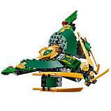 Конструктор LEGO Ninjago Цитадель Master of Spinjitsu, фото 6