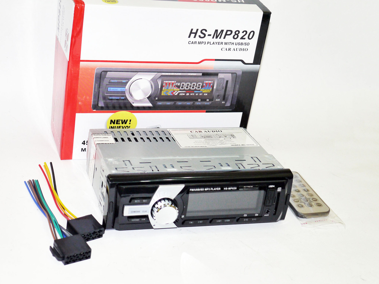 Автомагнитола Sony HS-MP820 - MP3 Player+FM+USB+SD+AUX