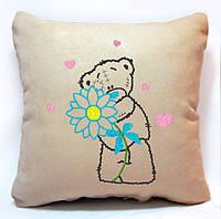 "Подарочная подушка ""Мишка Teddy"" 02"