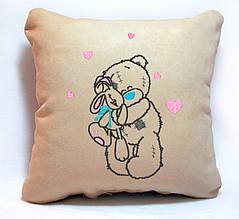 "Подарункова подушка ""Ведмедик Teddy"" 03"