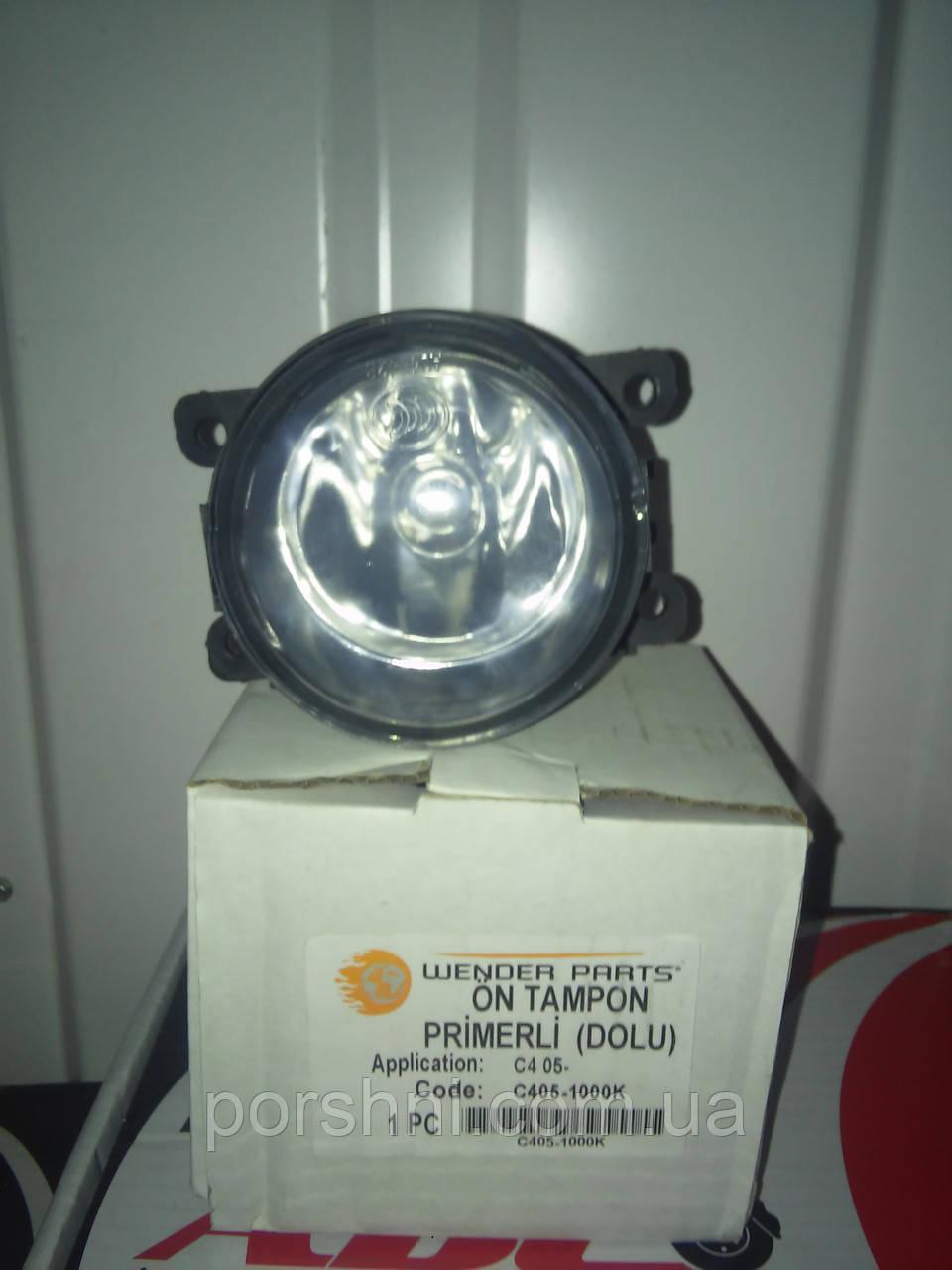Противотуманка Ford  Fiesta 2001 -- Focus I.CONNECT.Transit V347 2006 - C405-1000K.N:1209177