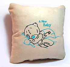"Подарункова подушка ""Ведмедик Teddy"" 06"