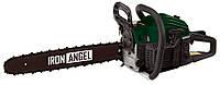 Бензопила Iron Angel CS 450 (3.5 л.с.., шина 45 см) Бесплатная доставка