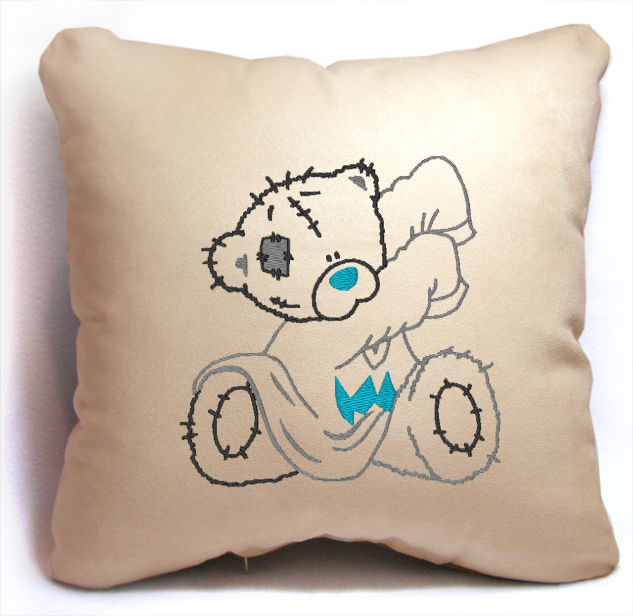 "Подарочная подушка ""Мишка Teddy"" 07"