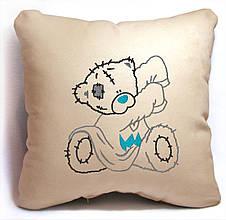"Подарункова подушка ""Ведмедик Teddy"" 07"