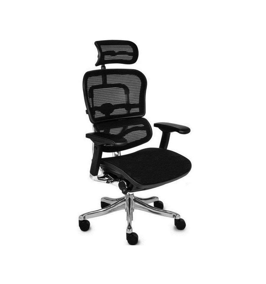 Кресло Ergohuman Plus сетка черная (Comfort Seating-ТМ)