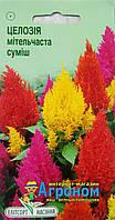 "Семена цветов Целозия метельчатая смесь, однолетнее 0,2 г, "" Елітсортнасіння"",  Украина"