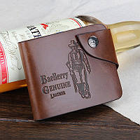 Кошелек портмане baellerry со вставками кожи, фото 1