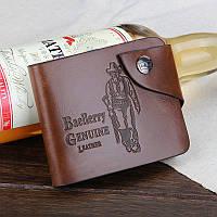 Кошелек портмане baellerry со вставками кожи