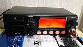 Радиостанция CB TTi TCB-950, 1-DIN, динамик спереди, АМ/FM, 12/24 В