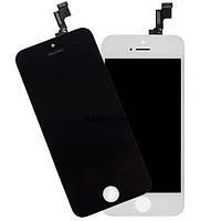 Дисплейный модуль Original Pass для iPhone 5S Черный