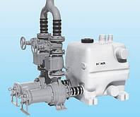 Канализационные установки HOMA с емкостями-сборниками (G=25-180 м3/ч)