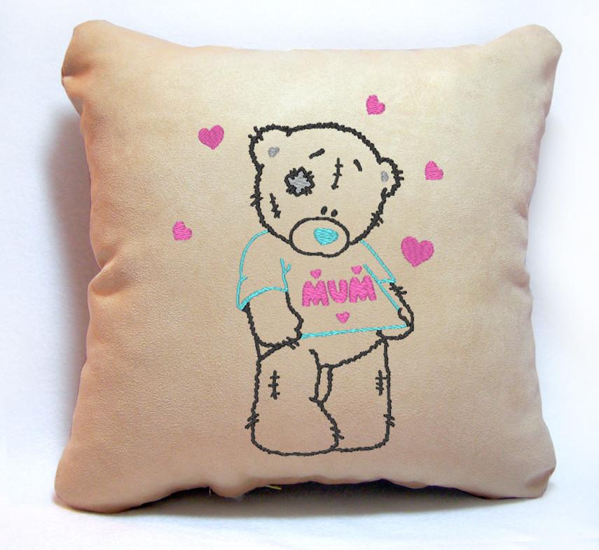 "Подарочная подушка ""Мишка Teddy"" 11"