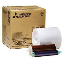 Киоск.расходка MITSUBISHI CK9015 (F) Термосублимационная бумага