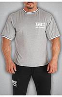 Сіра чоловіча футболка, фото 1