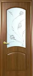 Модель Антре Р2 стекло межкомнатные двери, Николаев