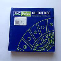Диск зчеплення Ланос 1,5 Авео VALEO PHC Корея DW-07