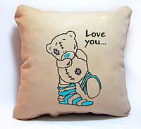 "Милые подушечки ""Мишки Teddy""!"