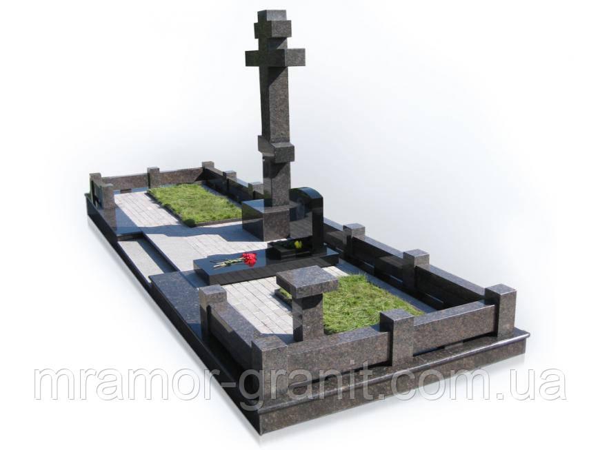 Мемориальный комплекс из гранита П - ЭМК 147