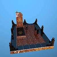 Мемориальный комплекс из гранита П - ЭМК 152