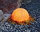 Декоративный светящийся шар MUNDAN терракотовый 40см, фото 2
