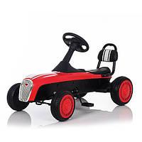 Детский веломобиль-машина M 3413-3, красный***