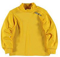 Реглан для мальчика LC Waikiki желтого цвета 100% хлопок