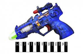 Пістолет з музичними ефектами 215-1